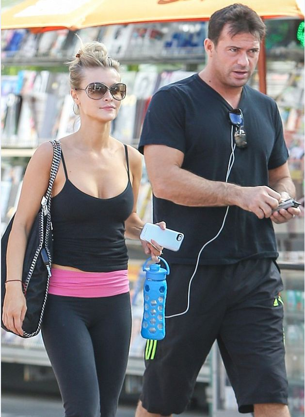 Joanna Krupa Husband