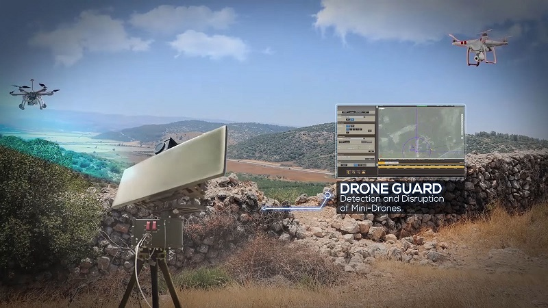 New Drone Guard System Purchased by U.S Air Force from Israel