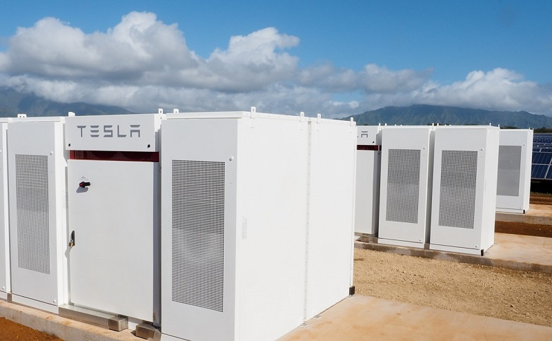 New Solar Energy Station of Tesla will provide Energy for Hawaii at Night