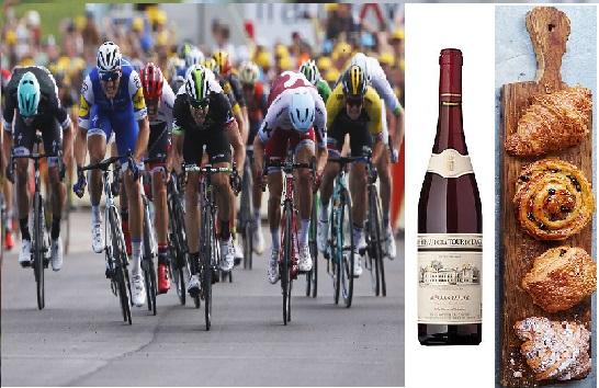 Tour de France Burgundy