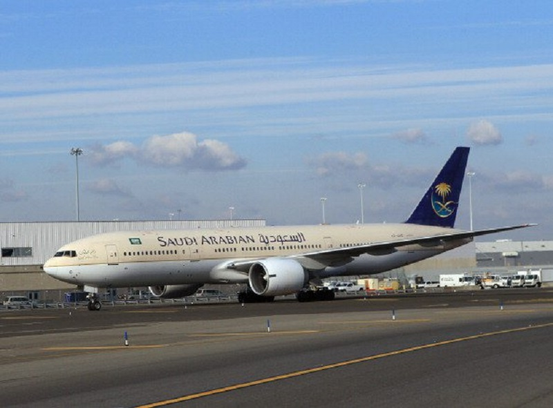 Laptop Ban lifted on Saudi Arabian Airlines from Jeddah