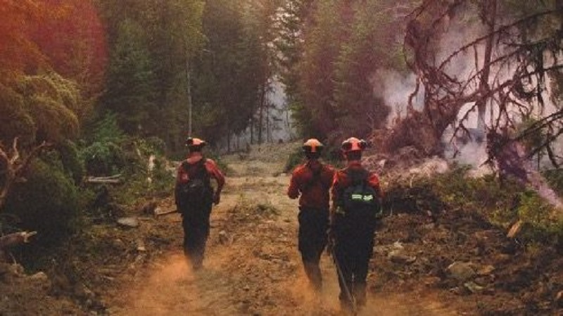 British Columbia is still Experiencing State of Emergency due to Wildfires