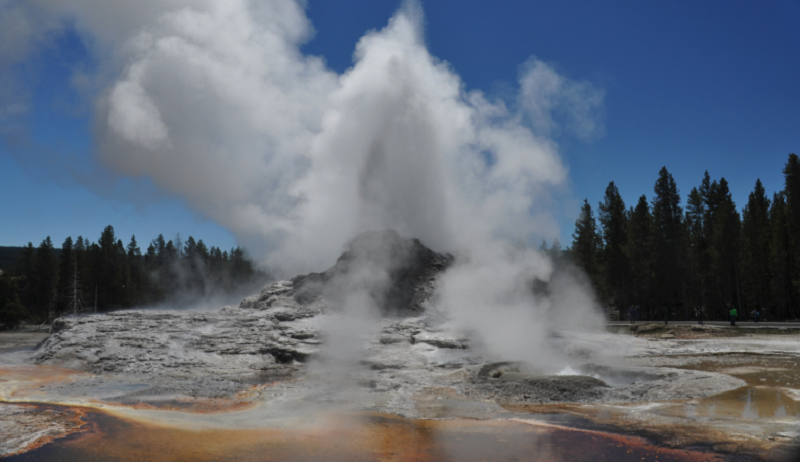 Super-Volcano of Yellowstone can Explode much Faster than Expectations