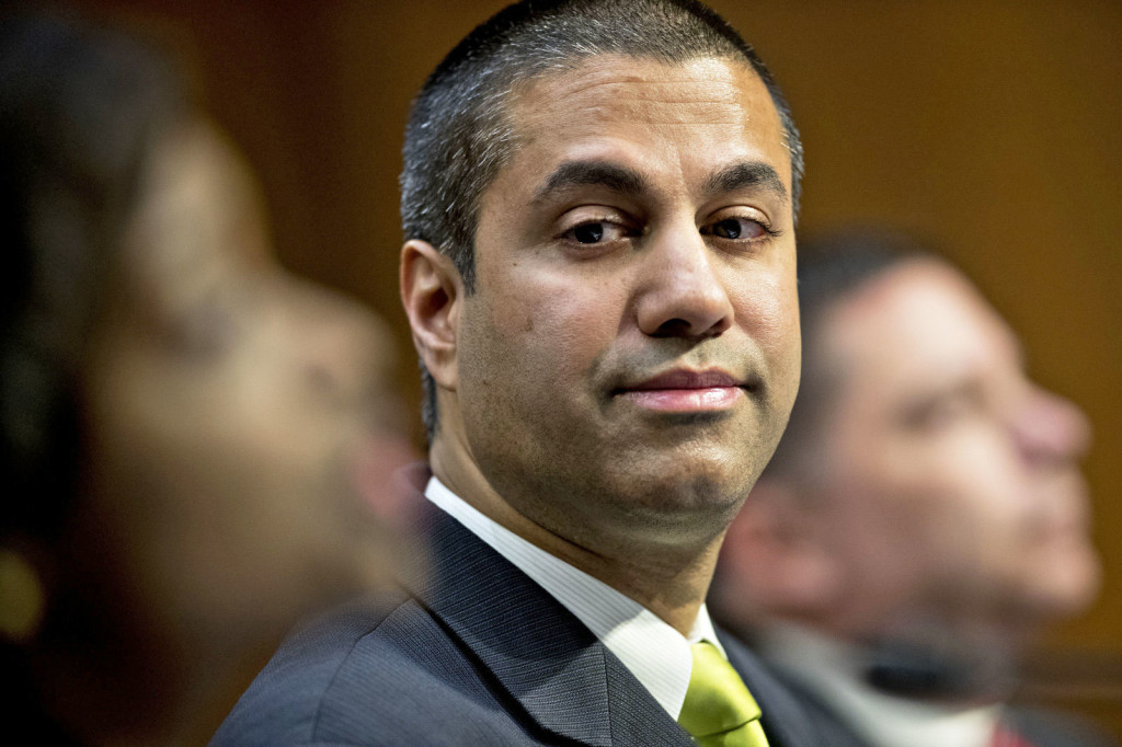 FCC Chairman and Net Neutrality