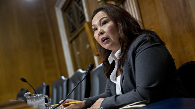 U.S Sen. Tammy Duckworth